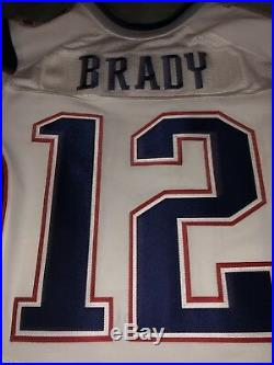 100% Authentic Elite Tom Brady New England Patriots Jersey Super Bowl XLIX 40