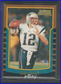 2000 Bowman #236 Tom Brady New England Patriots RC Rookie Great Xmas Gift