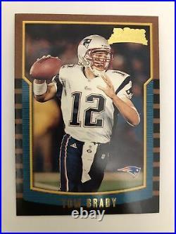 2000 Bowman Tom Brady Rookie Card RC 236 PSA 10 DEAD CENTERED GORGEOUS
