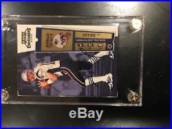 2000 Donruss/Playoff Contenders Tom Brady New England Patriots #144 Football Car