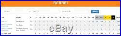 2000 EX Tom Brady Fleer #122 Stamped /1500 RC BECKETT BCCG10 GEM MINT PSA10