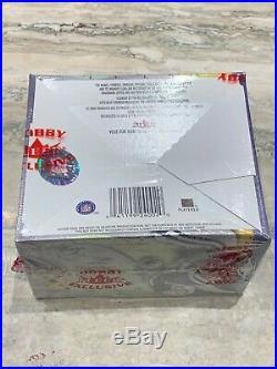 2000 Fleer E-X EX SEALED Football NFL Hobby Box Tom Brady RC PSA 10