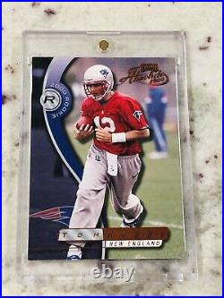 2000 Playoff Absolute TOM BRADY #195 Rookie Short Print #2171/3000 Must Have