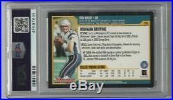 2000 Tom Brady BOWMAN Rc Rookie #236 PSA 6 EX-MT PATRIOTS 45597635