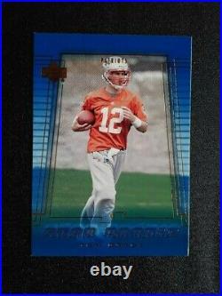 2000 Upperdeck Star Rookie #254 Tom Brady New England Patriots