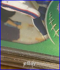 2002 Topps Chrome Tom Brady #100 BGS 9.5 Gem Mint Patriots PSA 10