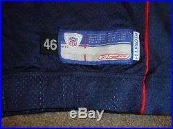 2005 Michael McGrew New England Patriots Game Used Pre-Season Jersey #15