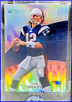 2011-12 Tom Brady eTopps #30 290/749 New England Patriots FACTORY SEALED RARE