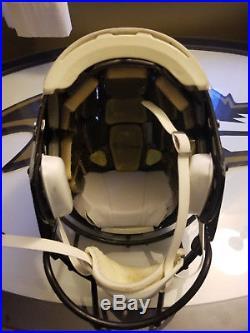 2013 Baltimore Ravens Game Worn Jonas Gray Used Helmet New England Patriots