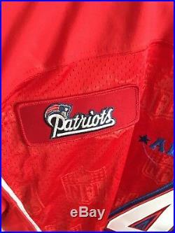 Adam Vinatieri Autographed 2005 Pro Bowl On Field Pro Cut Jersey Size 56 NFL