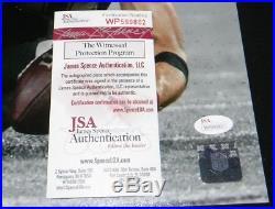 JULIAN EDELMAN SIGNED NEW ENGLAND PATRIOTS SUPER BOWL LI 16x20 PHOTO THE CATCH
