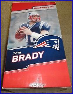 McFarlane NFL Tom Brady New England Patriots 12 inch figure