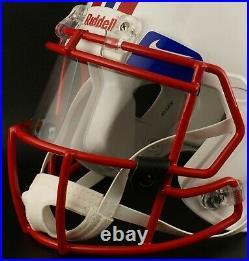 NEW ENGLAND PATRIOTS NFL Riddell SPEED Full Size Authentic Football Helmet