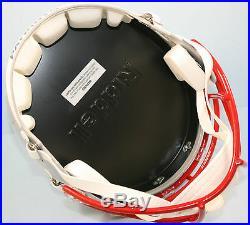 NEW ENGLAND PATRIOTS Riddell Full Size SPEED Replica Helmet
