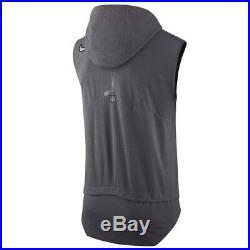 NEW ENGLAND PATRIOTS Super Bowl 51 Hooded Vest Nike NFL Tom Brady X-Large XL