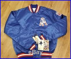 NEW NWT Vintage New England Patriots Starter Jacket satin jacket