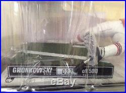 NFL NEW ENGLAND PATRIOTS ROB GRONKOWSKI / McFARLANES SERIES 36 / VERY LOW No. #