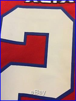 Nike NFL Jersey New England Patriots Tom Brady Super Bowl XLIX Small 689148 657