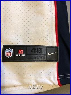 Nike New England Patriots Malcolm Butler Vapor Untouchable Elite Jersey ($350)