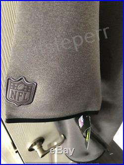 Nike New England Patriots Tom Brady Super Bowl 53 LIII Media Night Hoodie New