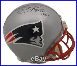 Randy Moss Autographed New England Patriots Fs Proline Helmet 23 Tds 19046 Jsa