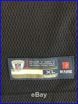 Rare Reebok NFL New England Patriots Aaron Hernandez Rookie Jersey Youth XL