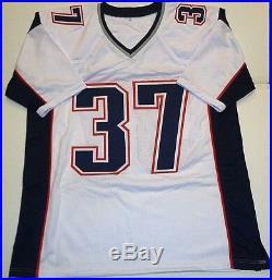 Rodney Harrison New England Patriots Autographed Custom Style Jersey XL -JSA