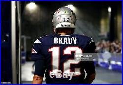 TOM BRADY 2019 Game Issued Style AUTHENTIC SpeedFlex Patriots NFL FLEX Helmet gu