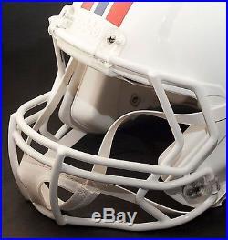 TOM BRADY Edition NEW ENGLAND PATRIOTS Throwback Riddell SPEED Football Helmet