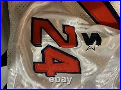 Throwback 90s Ty Law New England Patriots Jersey