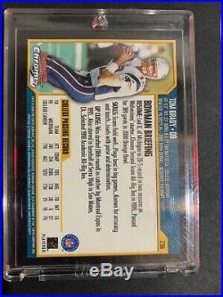 Tom Brady 2000 Bowman Chrome Rookie #236 Football Card Original