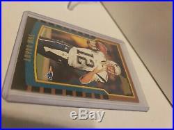Tom Brady 2000 Bowman Football #236 Rookie New England Patriots Rc Goat Nice