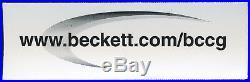 Tom Brady 2000 Press Pass Autograph Bccg 10 Mint Rookie Card #37 Auto Bgs