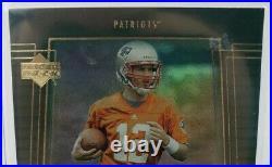 Tom Brady 2000 Upper Deck #254 Encore Rookie RC New England Patriots Bucs GOAT