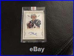 Tom Brady #5/5 Auto 2015 National Treasures Autograph New England Patriots