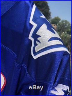 Tom Brady Jersey Size 46 M Authentic Throwback New England Patriots Ultra Rare