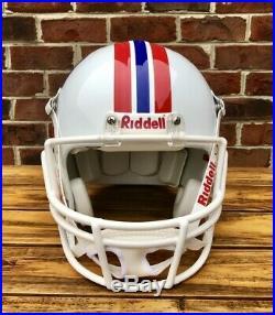 Tom Brady Throwback New England Patriots Riddell VSR-4 Proline Authentic Helmet