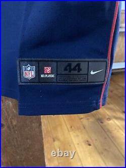Vince Wilfork England Patriots Nike Vapor Elite Home Jersey 44 BNWT $325