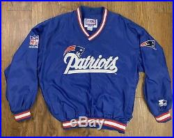 timeless design 6dd7c 4936c New England Patriots » Vintage Starter ProLine Authentic NEW ...